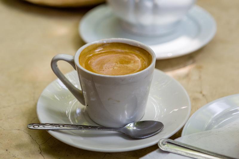 Cuban coffee, Miami