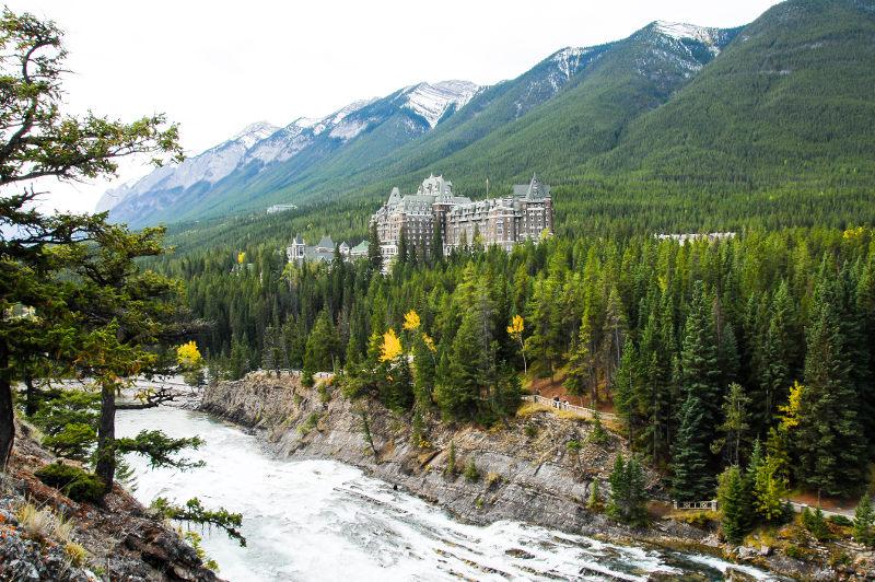 Fairmont Hotel Banff Springs, Canada