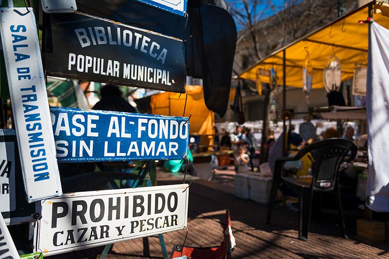 San Telmo Markets