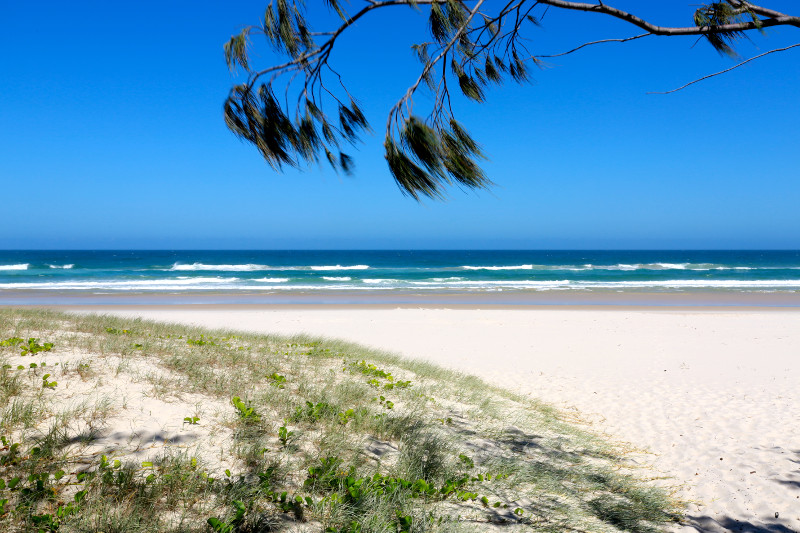 Salt Beach, Kingscliff, New South Wales