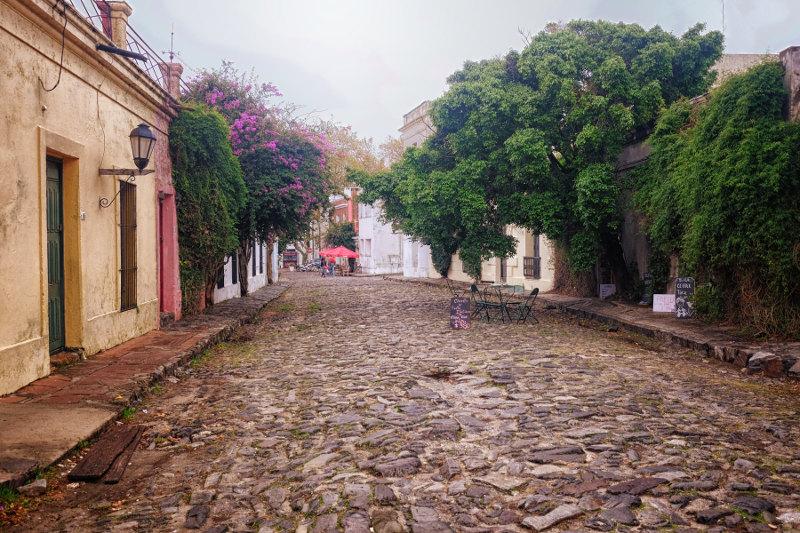 Historic Colonia del Sacramento in Uruguay
