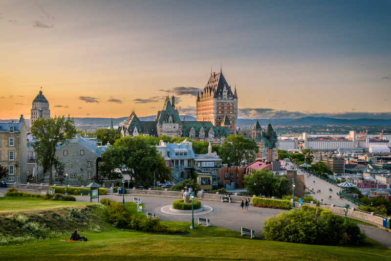 Fairmont in Quebec