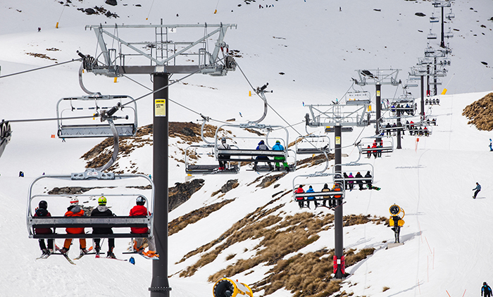 chair lift in new zealand