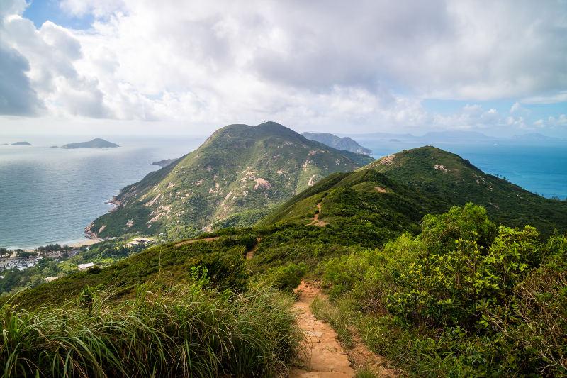 dragons back trail hong kong