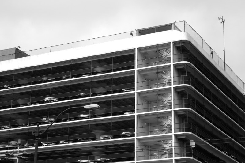 multi story car park