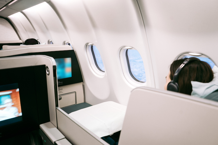 A First Timer's Guide To Business Class