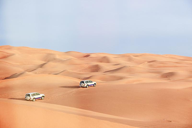 Abu Dhabi Dune Safari