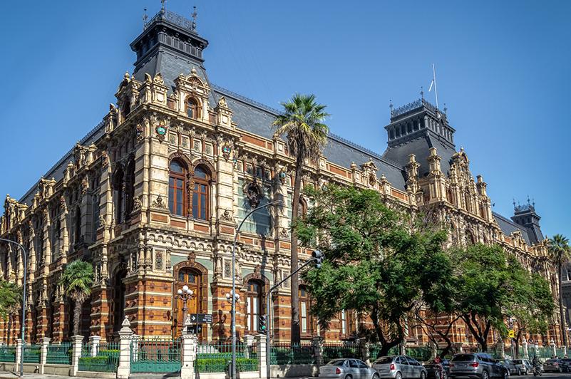 Buenos Aries Water Palace