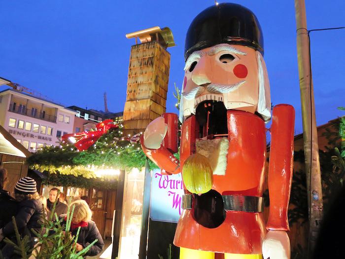 Christmas market trail - Stuttgart