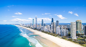 Surfers Paradise - Gold Coast city