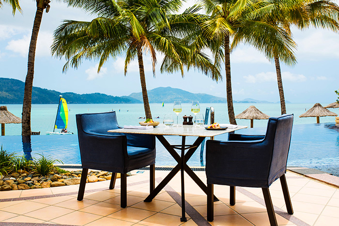 Beach Club Restaurant Hamilton Island Dining Guide