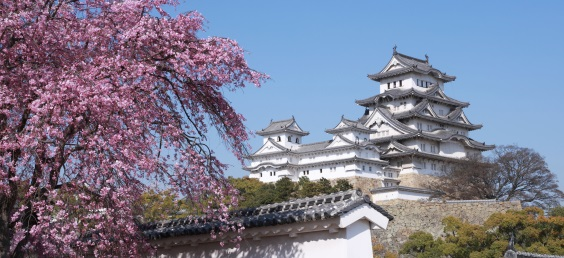 Japan tours - Himeji Castle