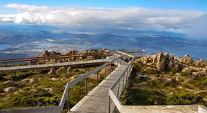 Mount Wellington Hobart - Tasmania