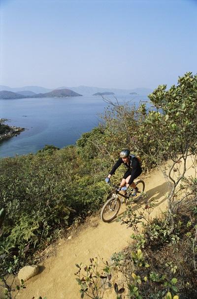 mountain biking hong kong