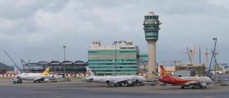 Melbourne to Hong Kong Flight Arrivals