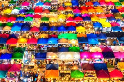 Hong Kong Shopping Malls