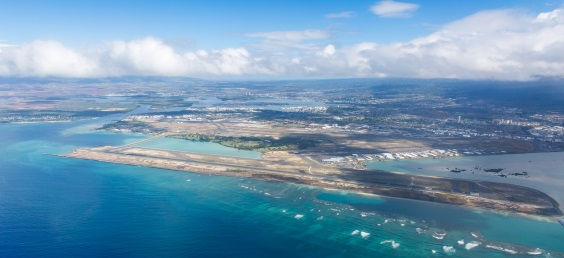 Melbourne to Hawaii flights