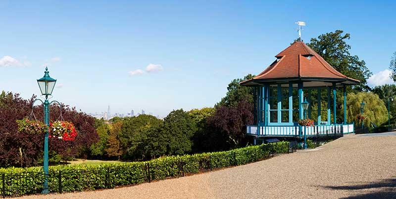 horniman gardens london