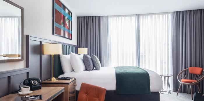 Hotel Indigo Manchester rooms