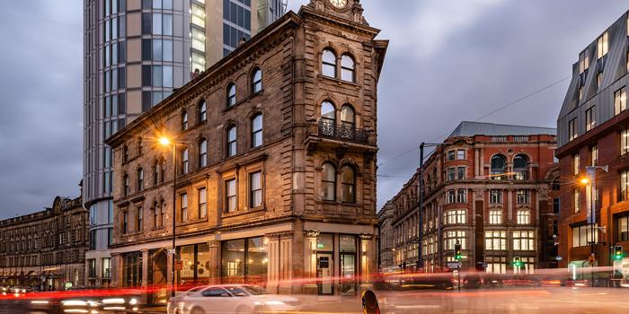 Hotel Indigo Review Manchester
