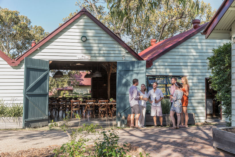 Spicers hidden vale the barn restaurant