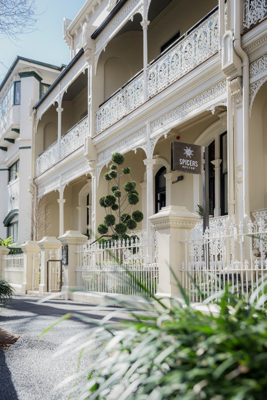 spicers potts point facade