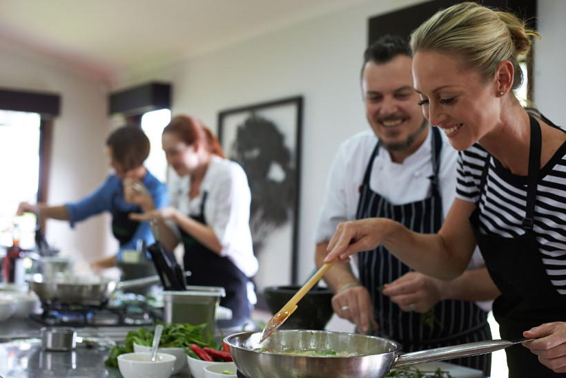 cooking class spicers tamarind retreat