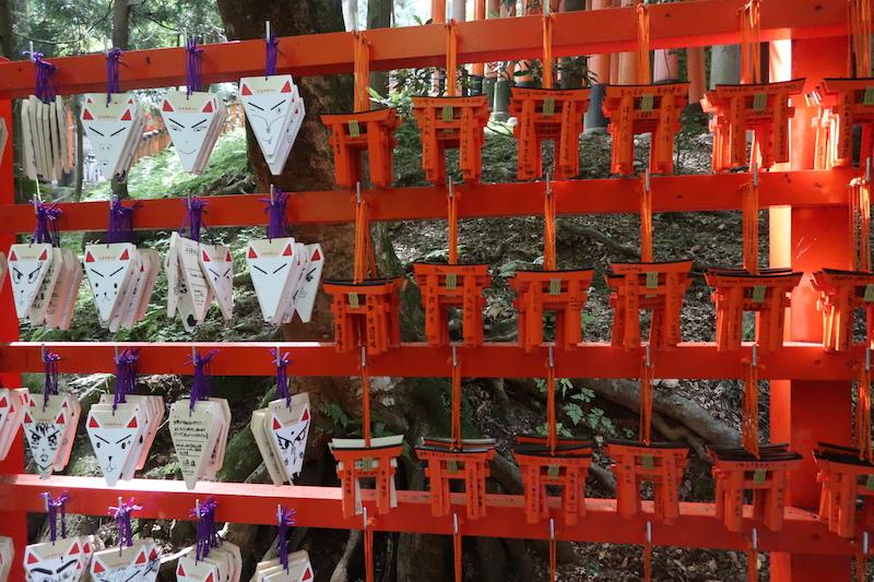 Buddhist prayer tablets