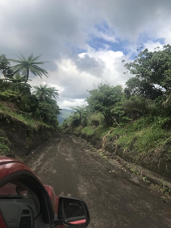 drive to mt yasur vanuatu