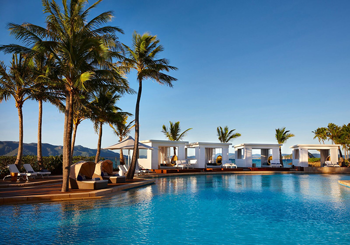 whitsunday islands resorts reopen - intercontinental hayman island