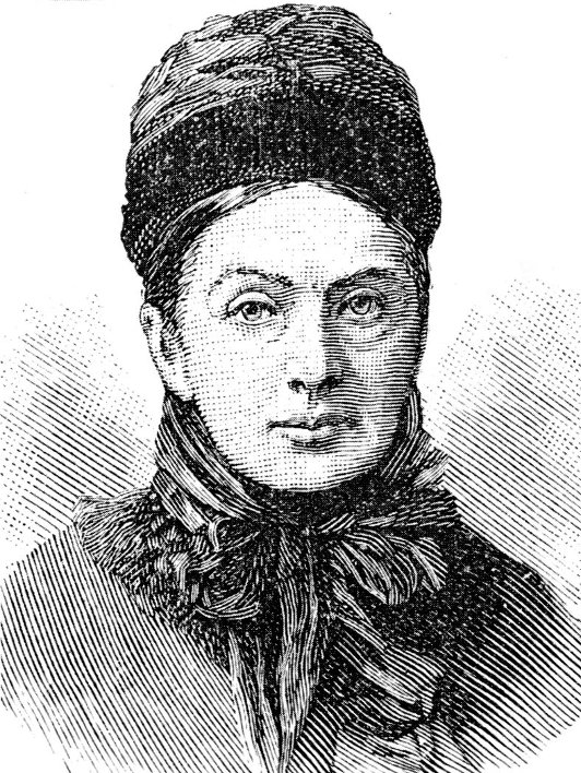 Isabella Bird.
