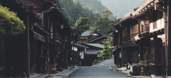 Japan accommodation