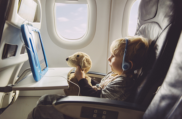 Flying With Kids | Family Travel