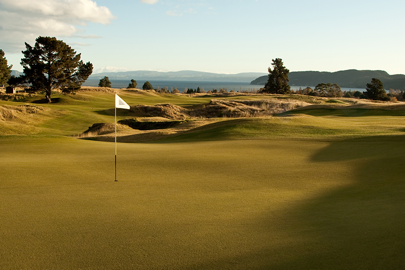 The Kinloch Club golf course, New Zealand