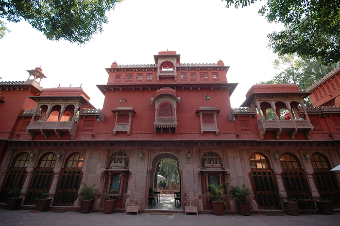 lakeside grand palace rajasthan melissa rimac
