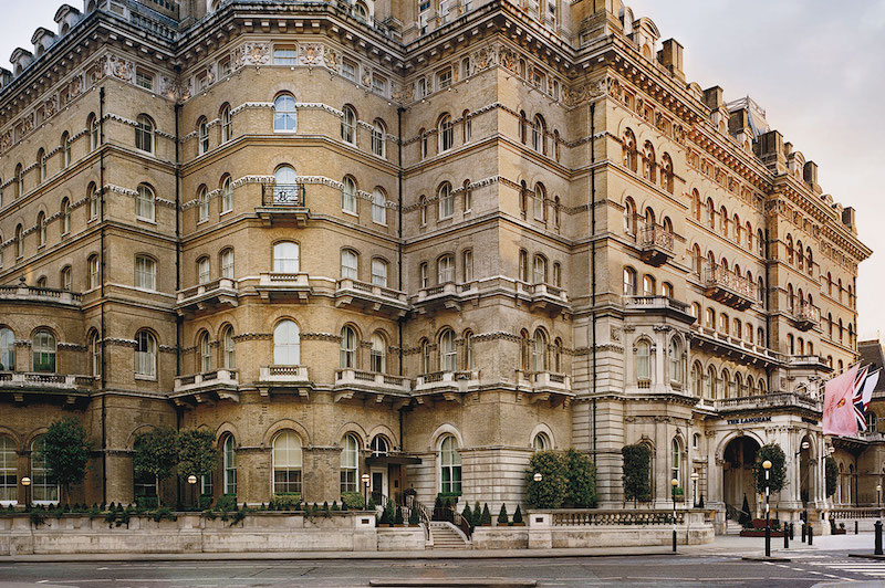 The Langham, London has been hosting royalty, dignitaries and celebrities for over 150 years
