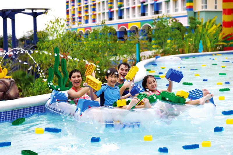 Legoland Dubai waterpark