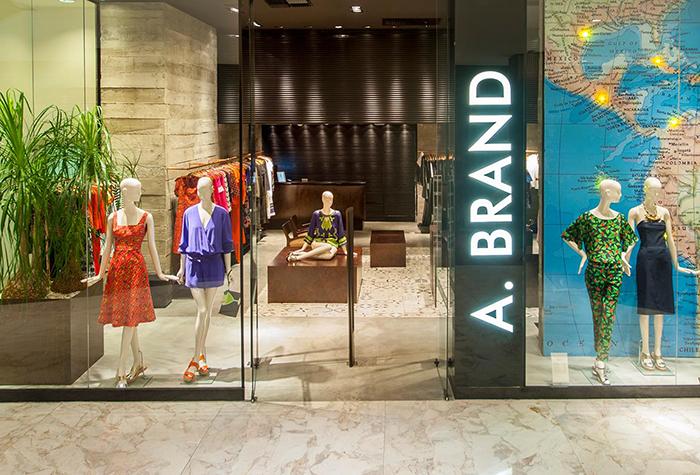 A.Brand store rio de janeiro