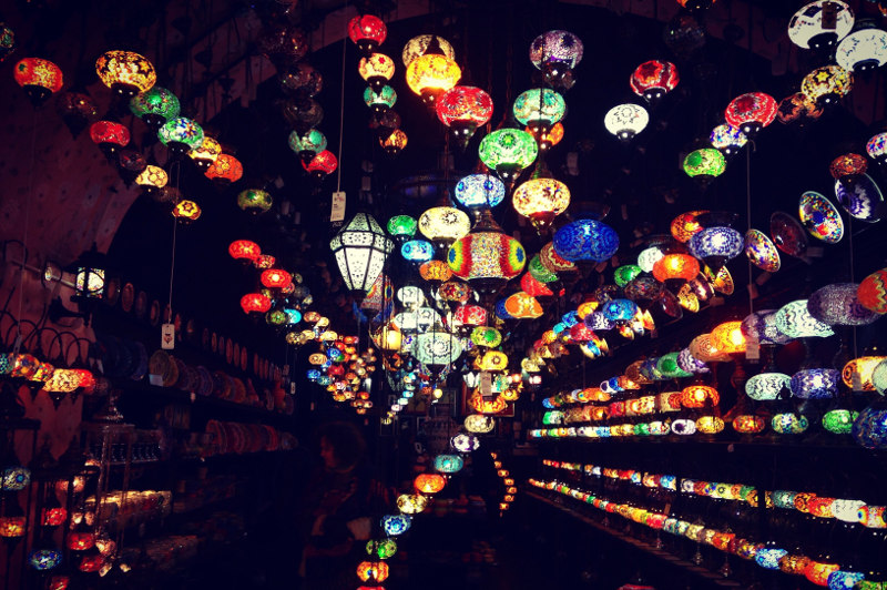 Night markets at Camden Market