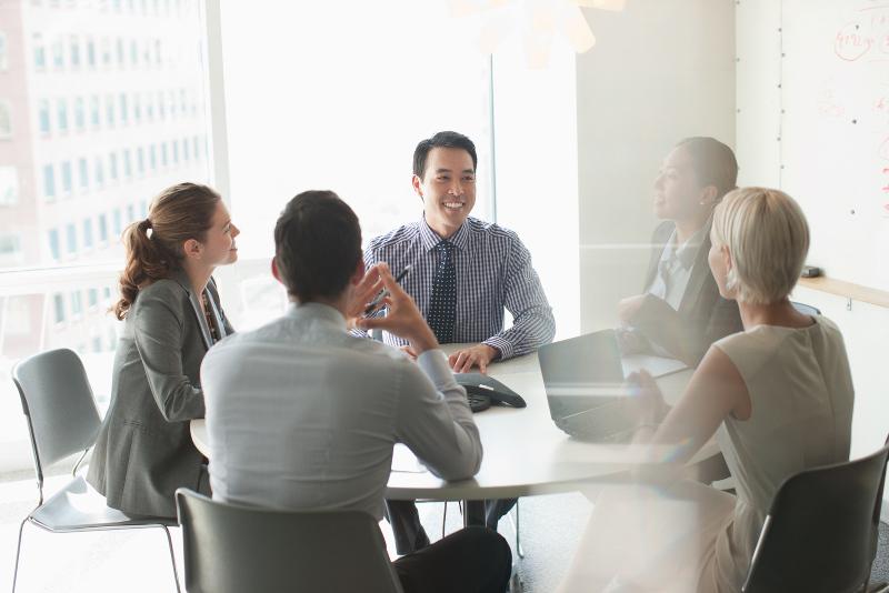 Japan business meeting