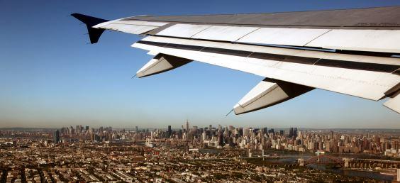 Melbourne to New York Flights