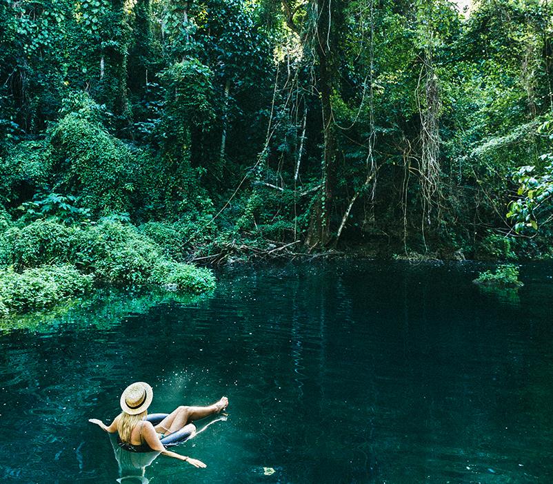 Eden on the River, Vanuatu