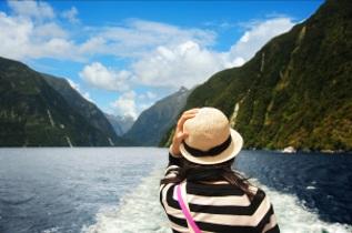New Zealand Tour: Milford Sound
