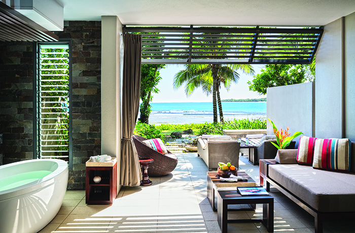 intercontinental fiji oceanfront room