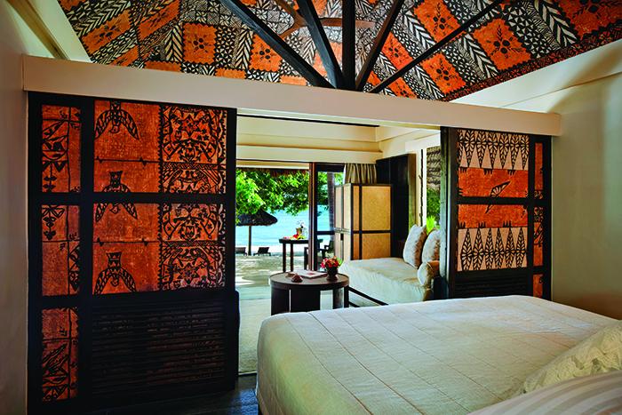 castaway island resort fiji interior