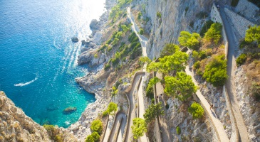 Things to do in Naples | Cliffs