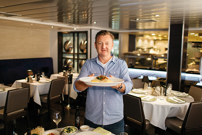 news in ocean cruise 2019-2020 - salt grill P&O