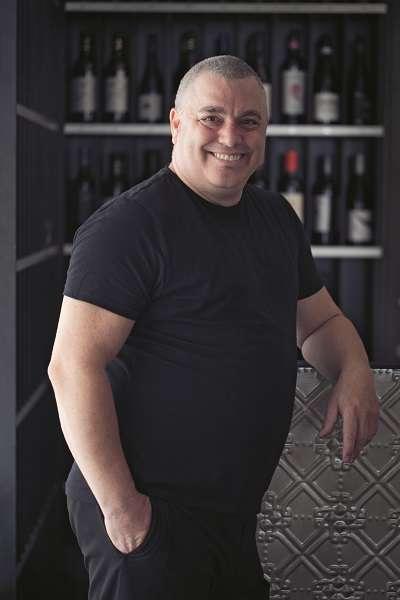 nick whitehouse celebrity chef