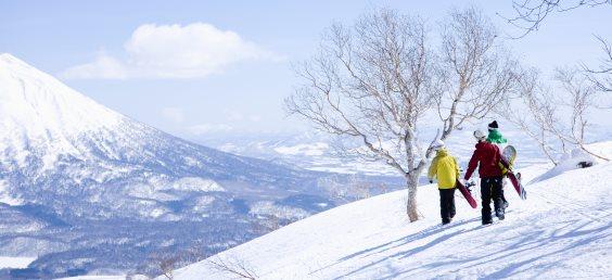 Niseko Japan Skiing