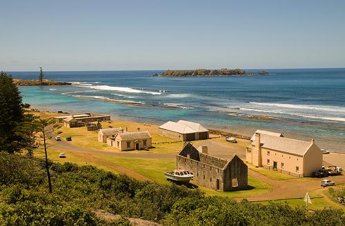 Qantas Holidays Norfolk Island